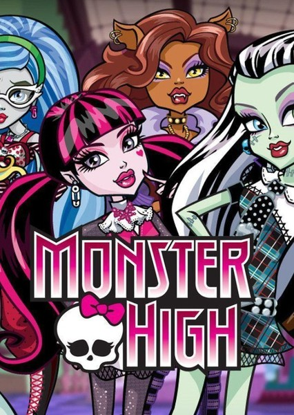 Monster High Vs Ever After High Fan Casting Poster