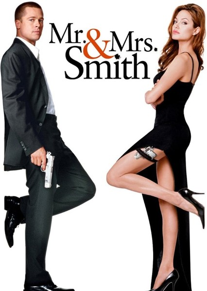 Mr. & Mrs. Smith (2020) Fan Casting Poster