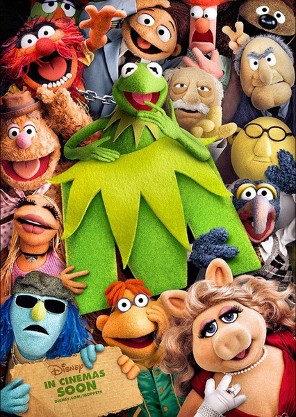 Muppets 3 Fan Casting Poster
