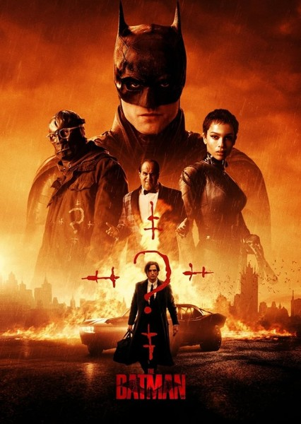 My DCEU Batman Rogue's Fan Cast Fan Casting Poster