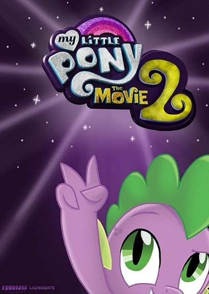 My Little Pony The Movie 2: (Ultimate Version) Fan Casting Poster