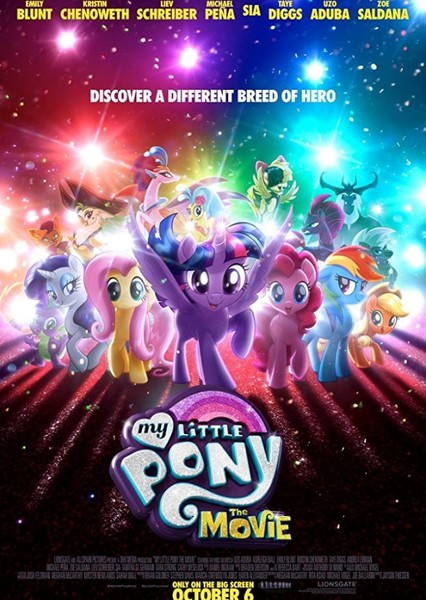 My Little Pony: The Movie (2027) Fan Casting Poster