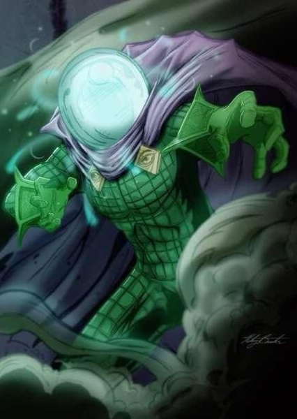 Mysterio Fan Casting Poster