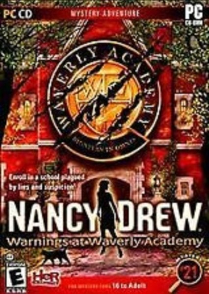 Nancy Drew: Warnings at Waverly Academy Fan Casting Poster