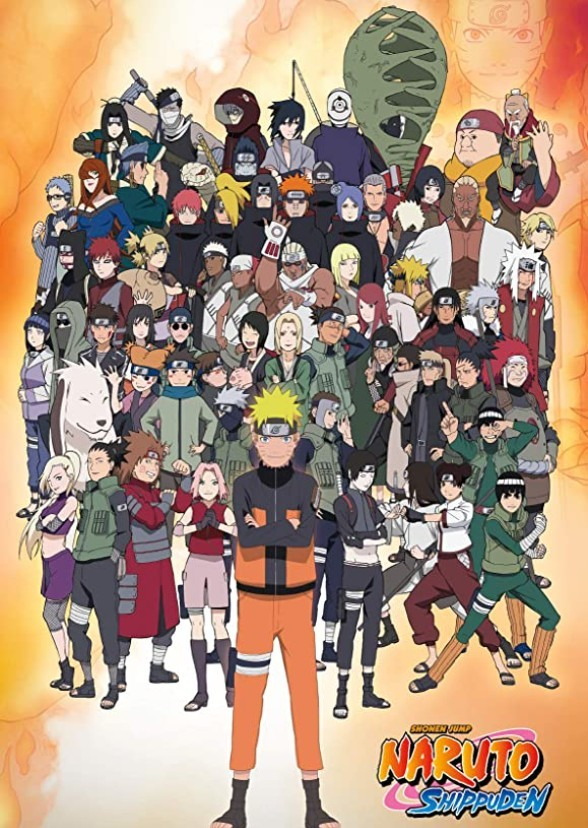 Naruto Characters Fan Casting On Mycast