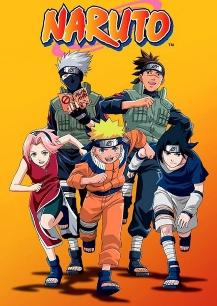 Naruto (Live Action Film) Fan Casting Poster
