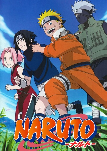 Naruto : The Movie Fan Casting Poster