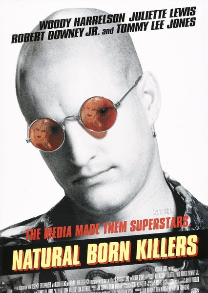 Natural Born Killers Fan Casting Poster