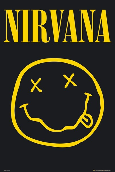 Nevermind: The Nirvana Story Fan Casting Poster