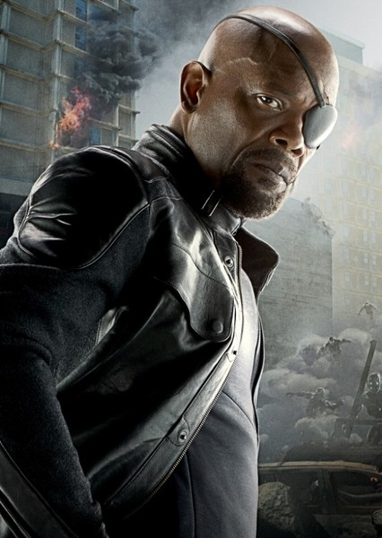 Nick Fury (TV Series) Fan Casting Poster