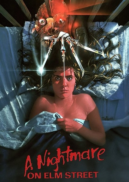 Nightmare on Elm Street Fan Casting Poster
