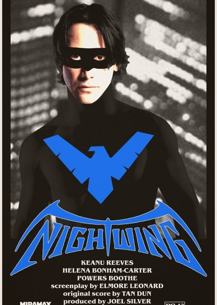 Nightwing (1992) Fan Casting Poster