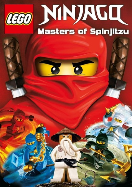 Ninjago Movie (Live Action) Fan Casting Poster