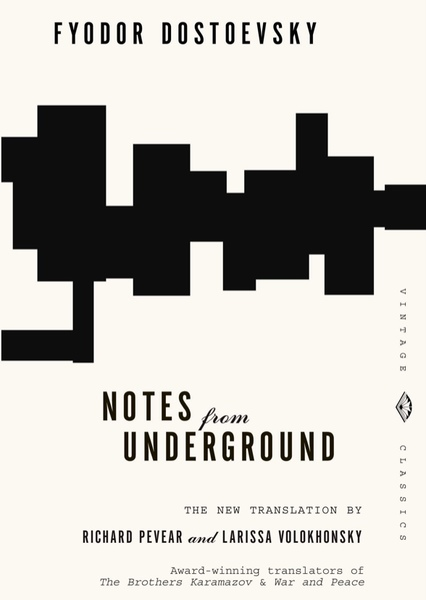 Notes From The Underground Fan Casting Poster