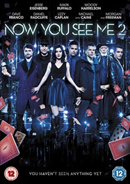 Now You See Me 2 (2026) Fan Casting Poster