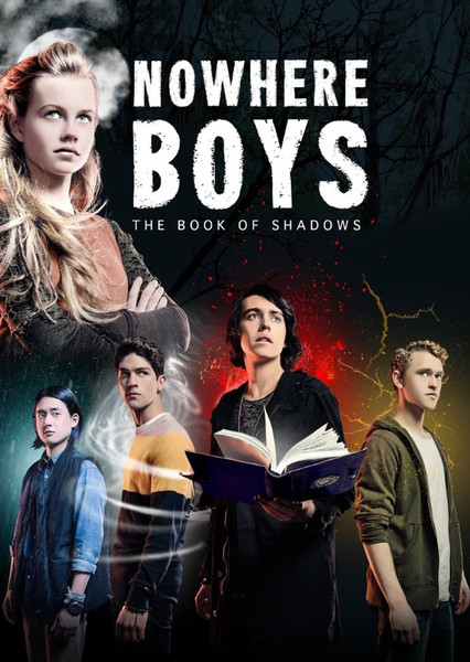 Nowhere Boys (American/Canadian Adaptation) Fan Casting Poster
