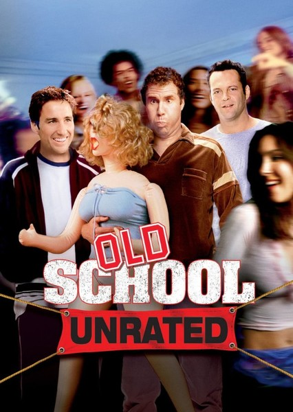 Old School (2013) Fan Casting Poster