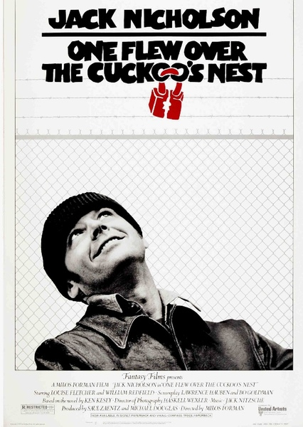 One Flew Over the Cuckoo's Nest Fan Casting Poster