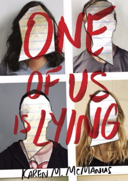 One Of Us Is Lying Fan Casting Poster