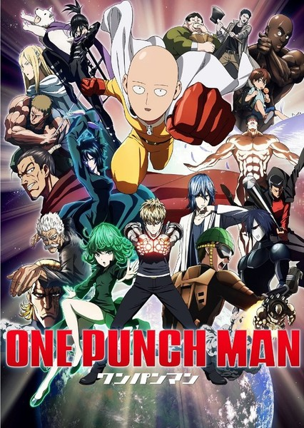 One Punch Man Fan Casting Poster