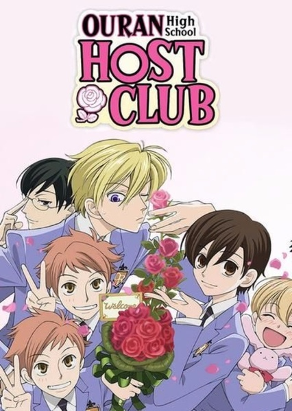 Ouran High School Host Club (International Version) Fan Casting Poster