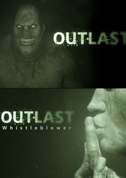 Outlast Trinity Fan Casting Poster