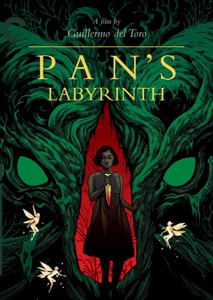 Pan's Labyrinth Fan Casting Poster