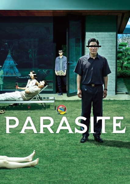 Parasite (American Version) Fan Casting Poster