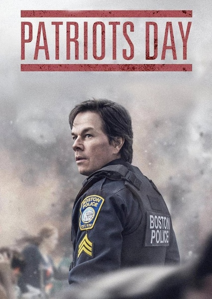 Patriots Day (2025) Fan Casting Poster