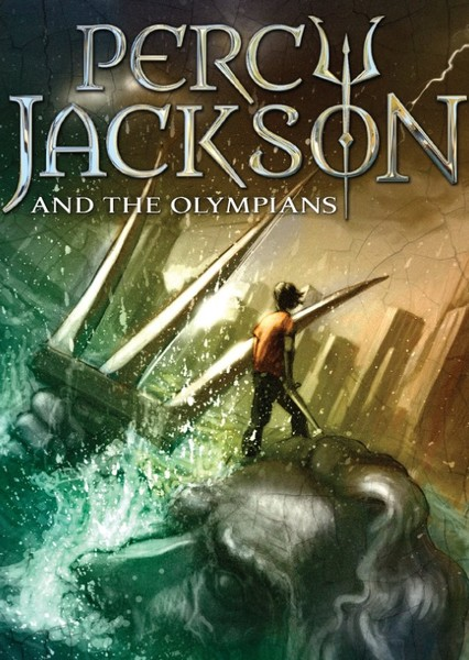 Percy Jackson and the Olympians (Live Action Disney+ Series) Fan Casting Poster
