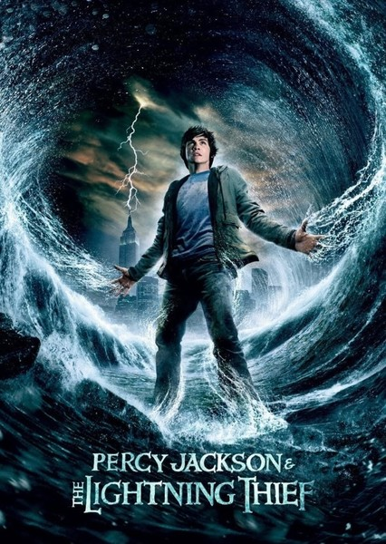 Percy Jackson and the Olympians Fan Casting Poster