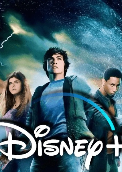 Percy Jackson Live-Action TV Series on Disney + Fan Casting Poster