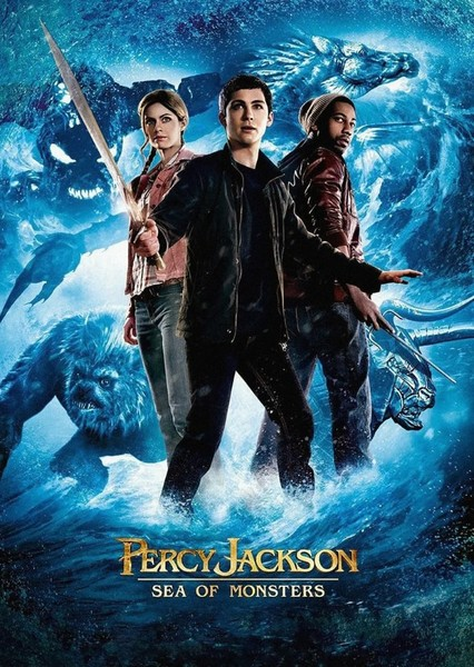Percy Jackson Sea Of Monsters (2027) Fan Casting Poster