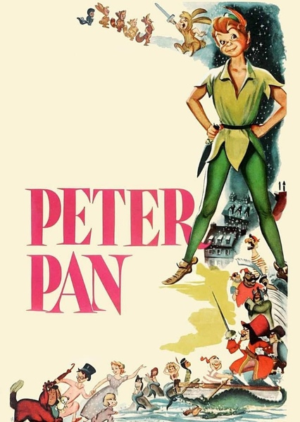 Peter Pan (2021 Live Action) Fan Casting Poster