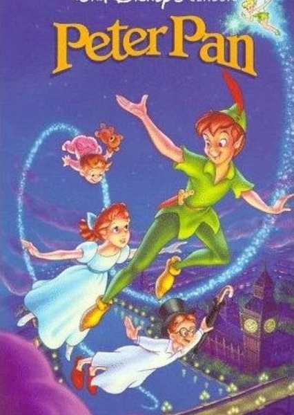 Peter Pan  Fan Casting Poster