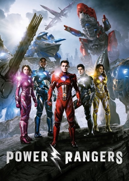 Power Rangers (2007) Fan Casting Poster