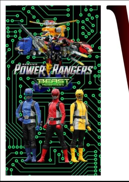 Power Rangers Beast Morphers vs Power Rangers Dino Charge