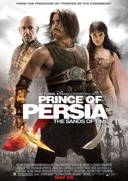 Prince of Persia: The Sand of Time (2030) Fan Casting Poster