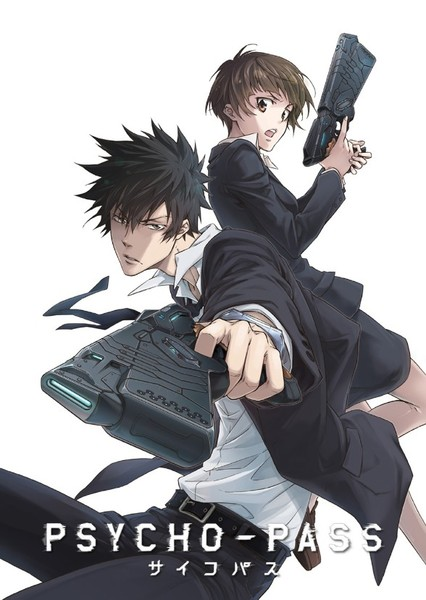 Psycho Pass (Japanese Live Action)  Fan Casting Poster
