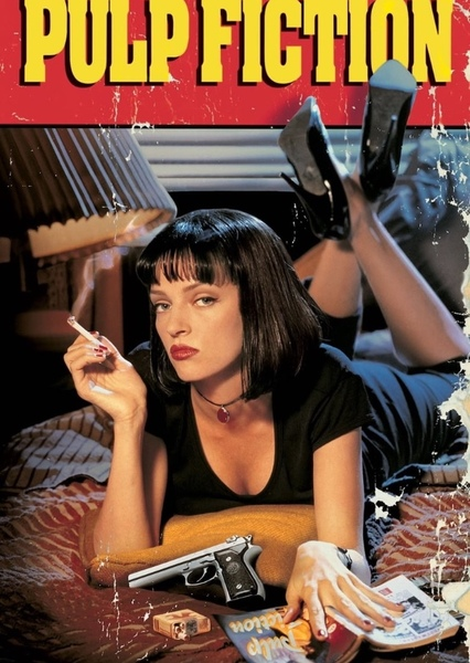 Pulp Fiction Fan Casting Poster