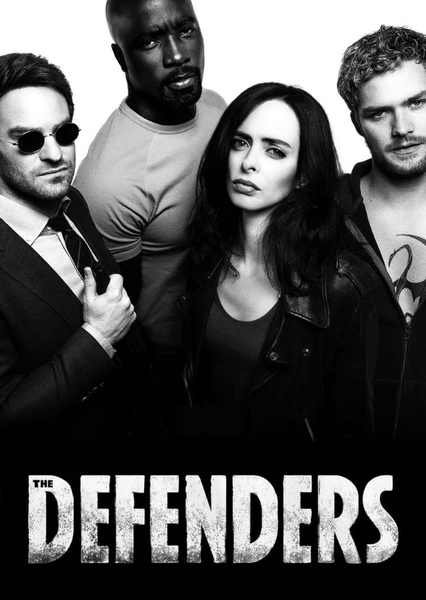 Quentin Tarantino The Defenders (2003) Fan Casting Poster