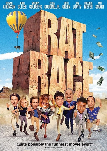 Rat Race (1991) Fan Casting Poster