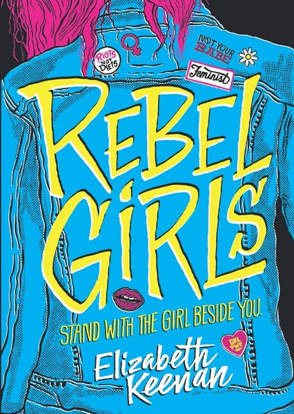 Rebel Girls Fan Casting Poster