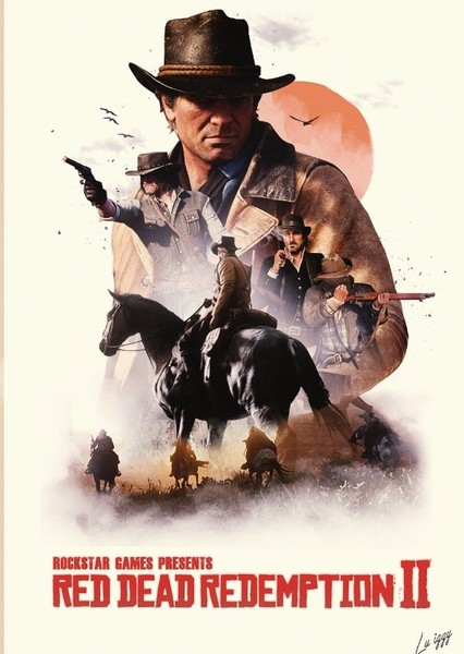 Red Dead Redemption II Fan Casting Poster