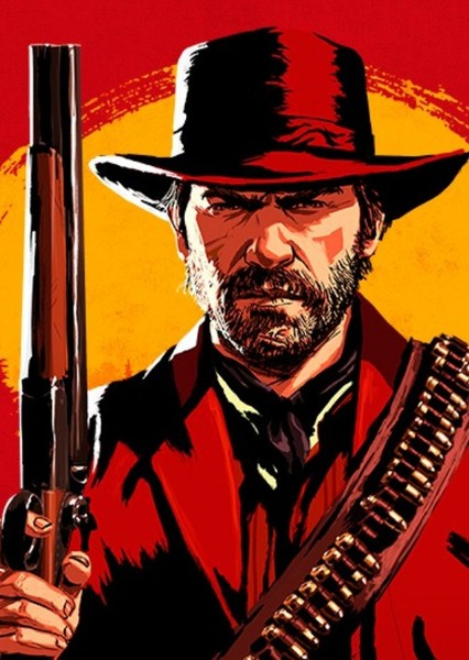 Mary-Beth Gaskill Fan Casting for Red Dead Redemption II