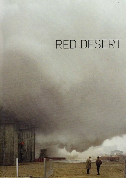 Red Desert Fan Casting Poster