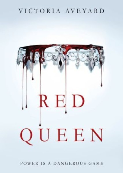 Red Queen Fan Casting Poster
