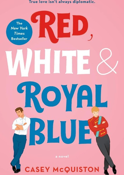 Red, White & Royal Blue Fan Casting Poster