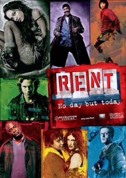 Rent Fan Casting Poster