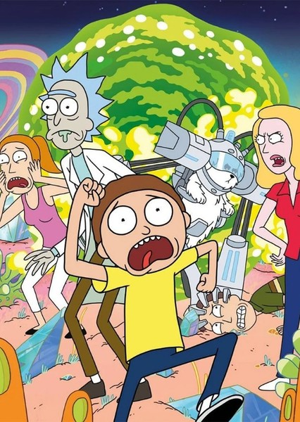 Rick and Morty Fan Casting Poster